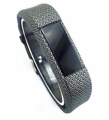 Bracelet de rechange en silicone pour montre connectée et capteur dactivité