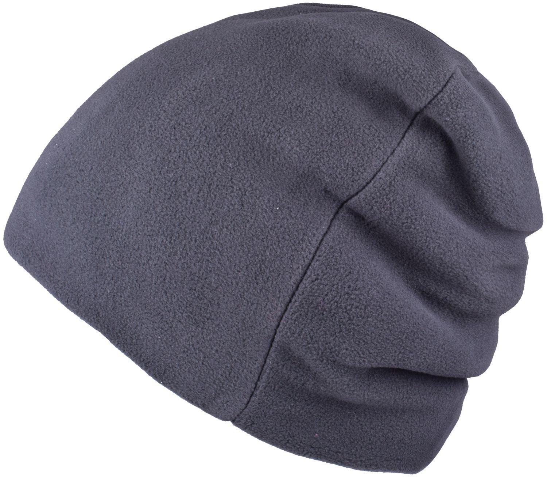 ORSKY Men's Warm Ski Beanie Hats Grey