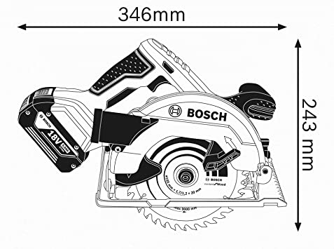 Bosch Professional 06016A2200 featured image 3