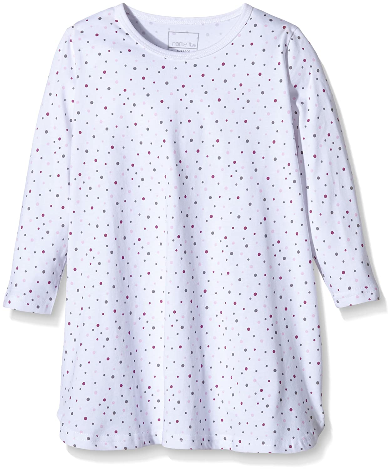 Name It Nitnightgown M G Noos, Camicia da Notte Bimbo