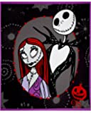 Disney Nightmare Before Christmas 35in Panel Multi Fabric By The Yard