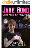 Jane Bond: Humorous Science Fiction