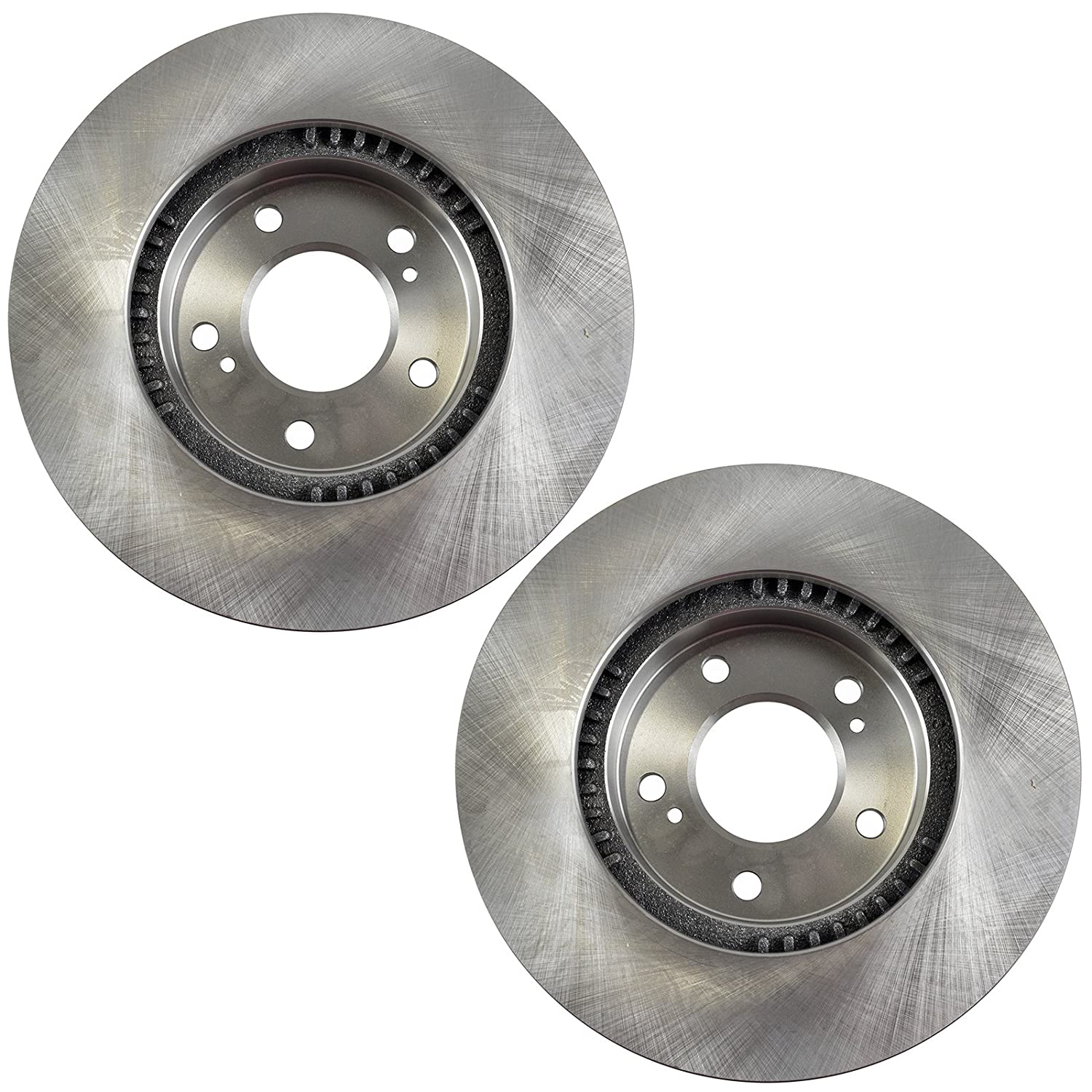 Front Disc Brake Rotor Pair Set for CR-V Prelude Integra TL