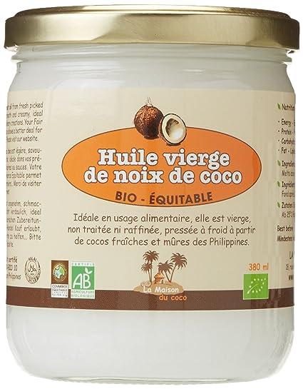 huile de noix de noix de coco