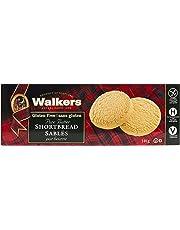 Walkers Gluten Free Shortbread, 140g