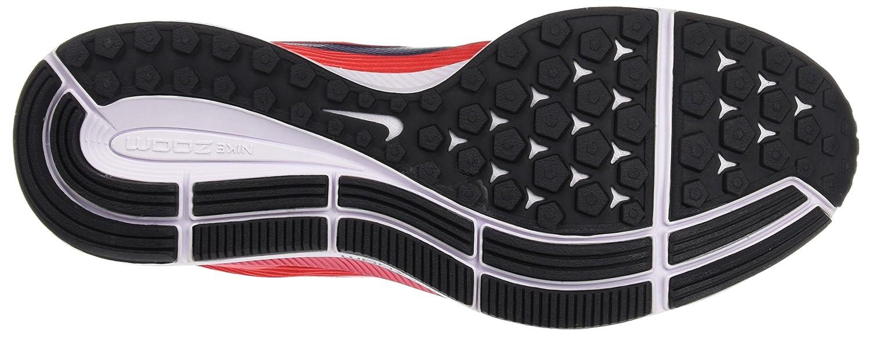 NIKE Women's Running Air Zoom Pegasus 34 Running Women's Shoe B01N3VX6J4 7.5 B(M) US|Hot Punch/Thunder Blue fd3422