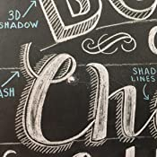 The Complete Book of Chalk Lettering: Create and Design