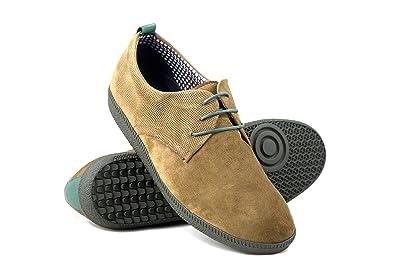 Hombre De Zerimar Zapato Verano Piel Para wIxYqY5RS 521a9bd5e50d