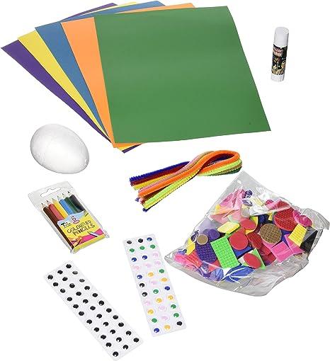 Mister Maker - Caja con Material para Manualidades: Amazon.es: Hogar