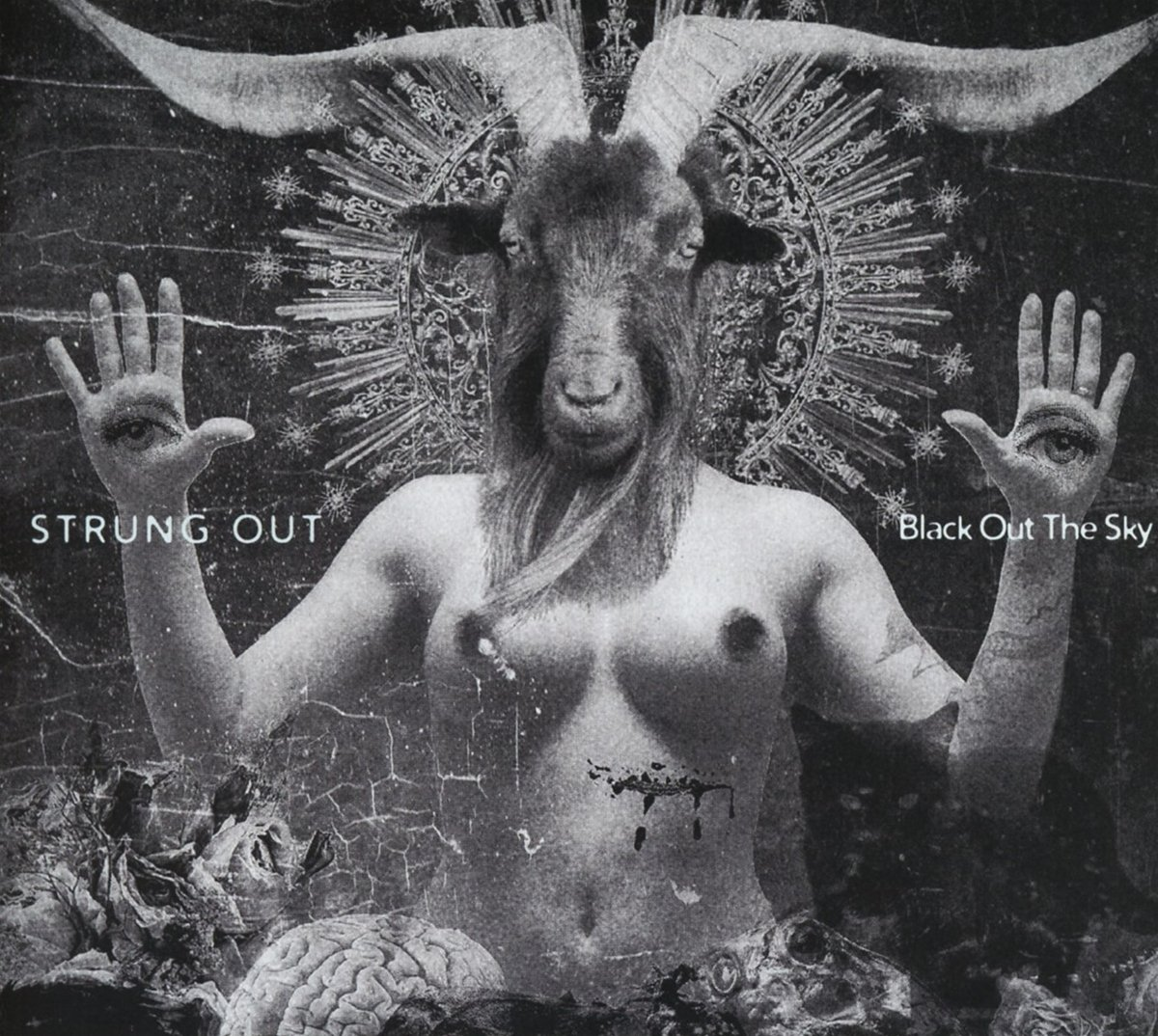 CD : Strung Out - Black Out The Sky (CD)