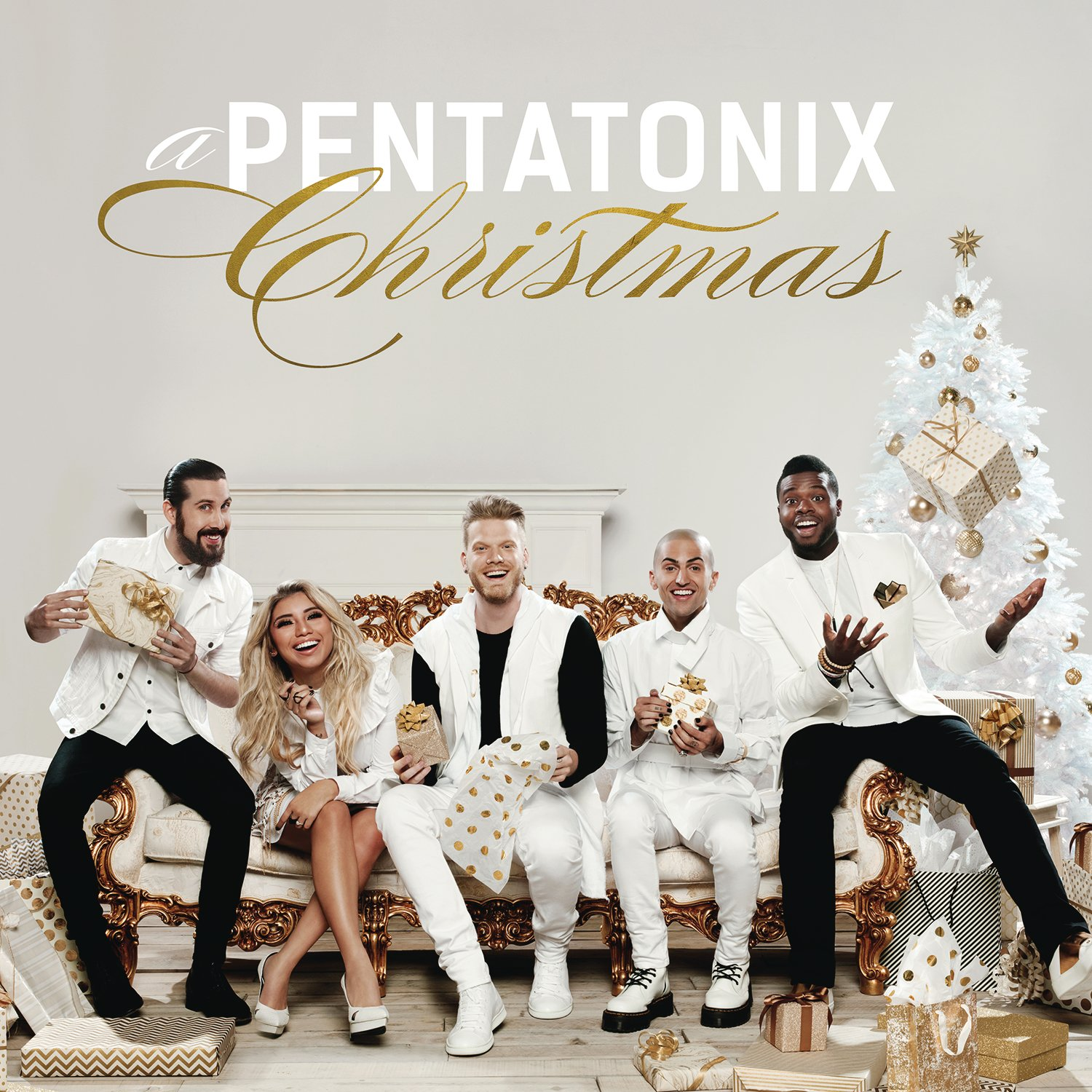 A Pentatonix Christmas by RCA