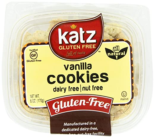 Katz sin Gluten Galletas: Amazon.com: Grocery & Gourmet Food
