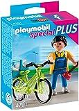 Playmobil 4791 Special Plus Handyman with Bike