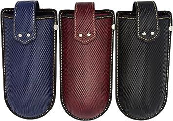 Funda con clip para cinturón para gafas con correa (color al azar): Amazon.es: Salud y cuidado personal
