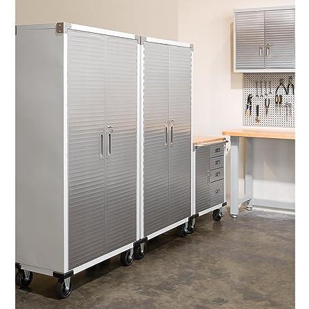 Nice Amazon.com: Seville Classics Heavy Duty Storage Cabinet UHD16234: Home U0026  Kitchen