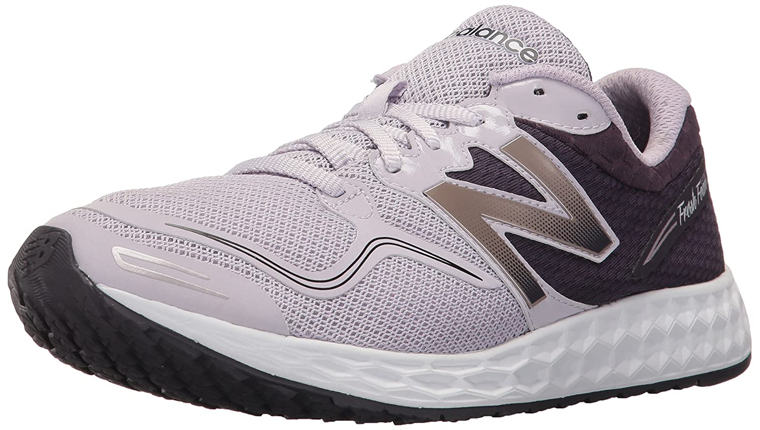 New Balance Women's B01N458F5M Veniz V1 Running Shoe B01N458F5M Women's 10 D US|Elderberry/Thistle 87e817