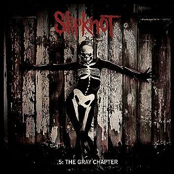 novo cd do slipknot