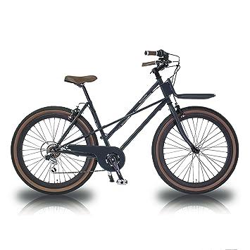 カーゴバイク 26インチ 6段変速 GRANDY グランディ 【送料無料】 WACHSEN WBG-2606