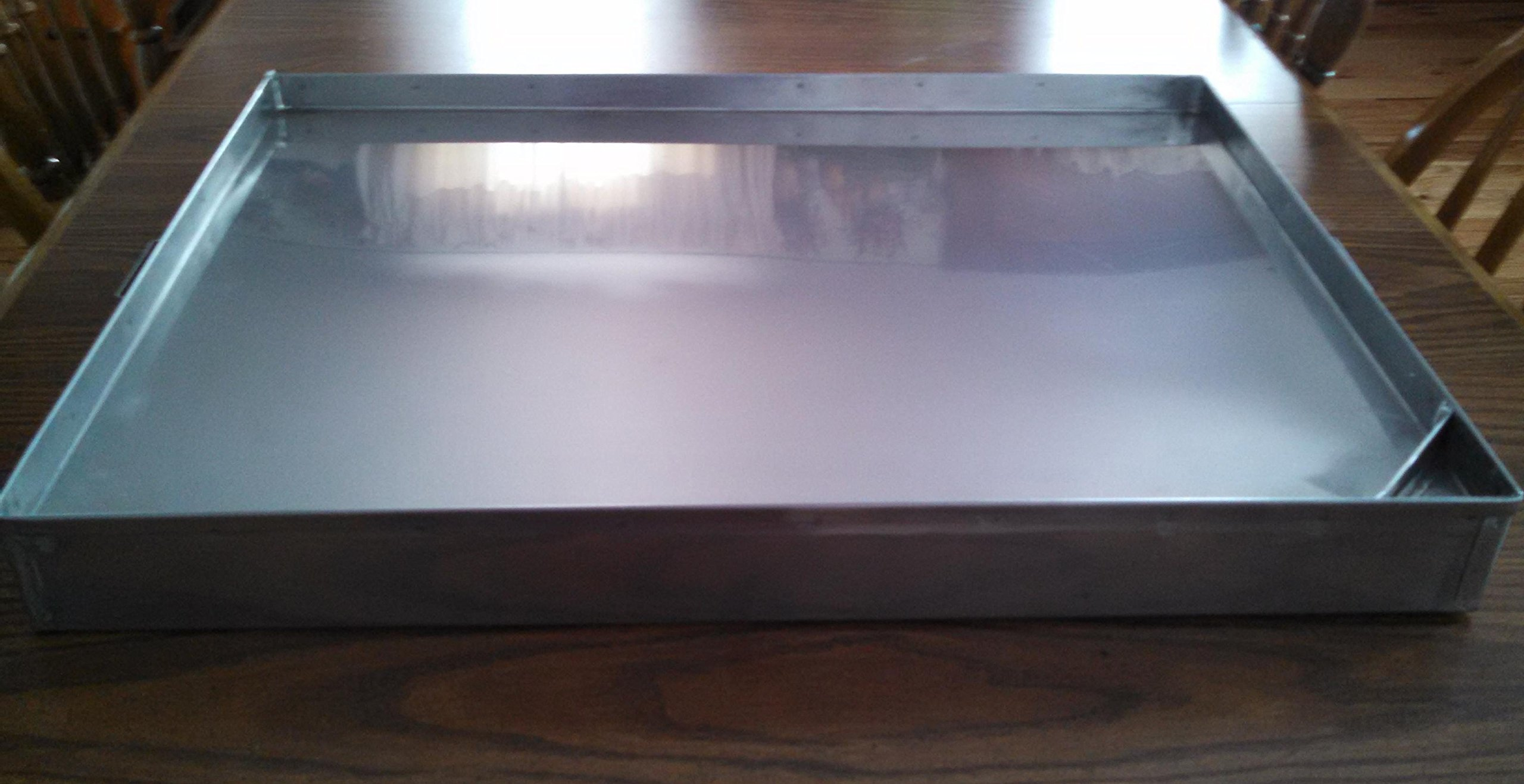 Amish Made 20 X 27 Stainless Steel Grape Nut, Corn & Apple Drier