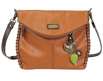 503436af27e9 Amazon.com  CHALA CHARMING CROSSBODY - ORANGE (Bird)  Shoes