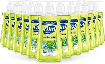24-Pack Dial Antibacterial Liquid Hand Soap 7.5 Fluid Oz.