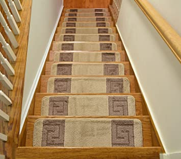 Millenium Stair Tread Treads Greek Key Design Indoor Skid Slip ...