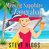 The Missing Sapphire of Zangrabar: A Patricia Fisher Mystery: Patricia Fisher Mysteries, Book 1