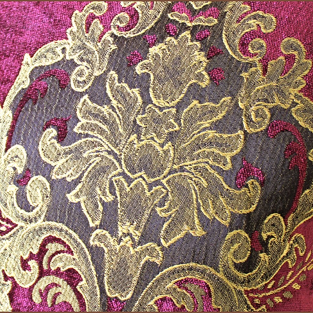 QJS Kissen Kissen Kissen European Style Luxuriöse Sofa Kissen Cover No Core Das Hotel Bett Rückenlehne Pad Jacquard Kissen (Farbe   Blau, größe   60  60cm) B071G5FWVC Kopfkissenbezüge 06c72b