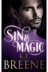 Sin & Magic (Demigods of San Francisco Book 2) Kindle Edition