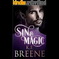 Sin & Magic (Demigods of San Francisco Book 2) book cover