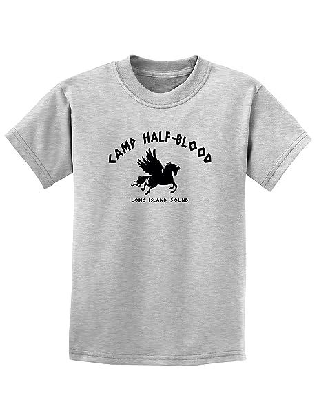 Camp Half Blood Child Tee - Childrens Half-blood T-shirt