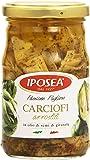 Iposea Carciofini Arrostiti Olio Gr.314