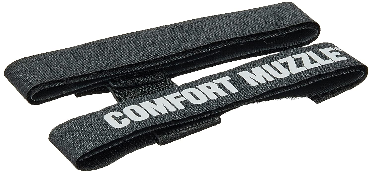 Coastal Pet Products DCP1312 Dog Comfort Muzzle, Large, Black TopDawg Pet Supply 761071