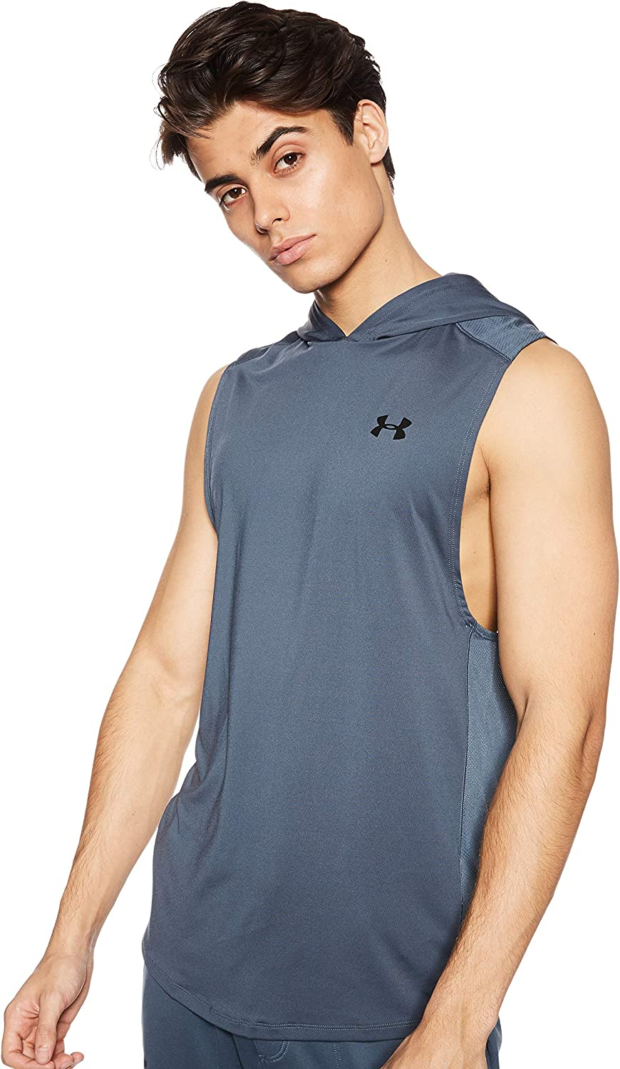 Under Armour Mk1 Sleeveless Hoodie Tanque Hombre