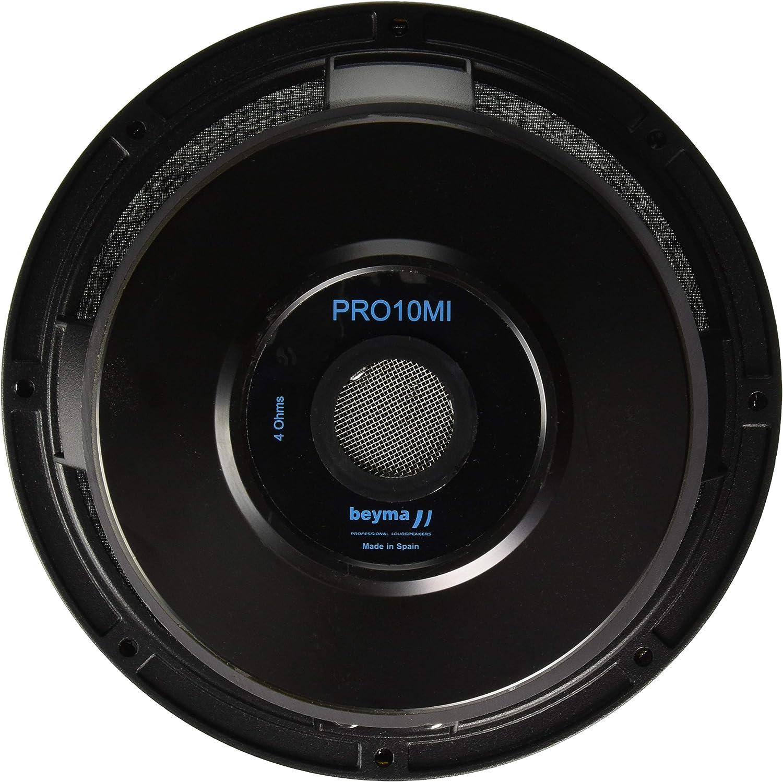 """Beyma PRO10MI 10/"""" 700 Watt Mid-Bass//Midrange Car Audio Speaker"""
