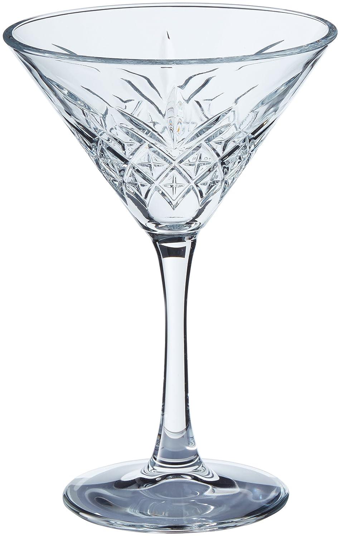 Pasabahce 6436 Confezione Coppe Martini, 4 unità 4 unità