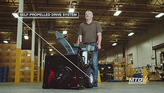179cc PowerMore OHV Bolens 31AS32AD565 Two-Stage 22 Snow Blower ...