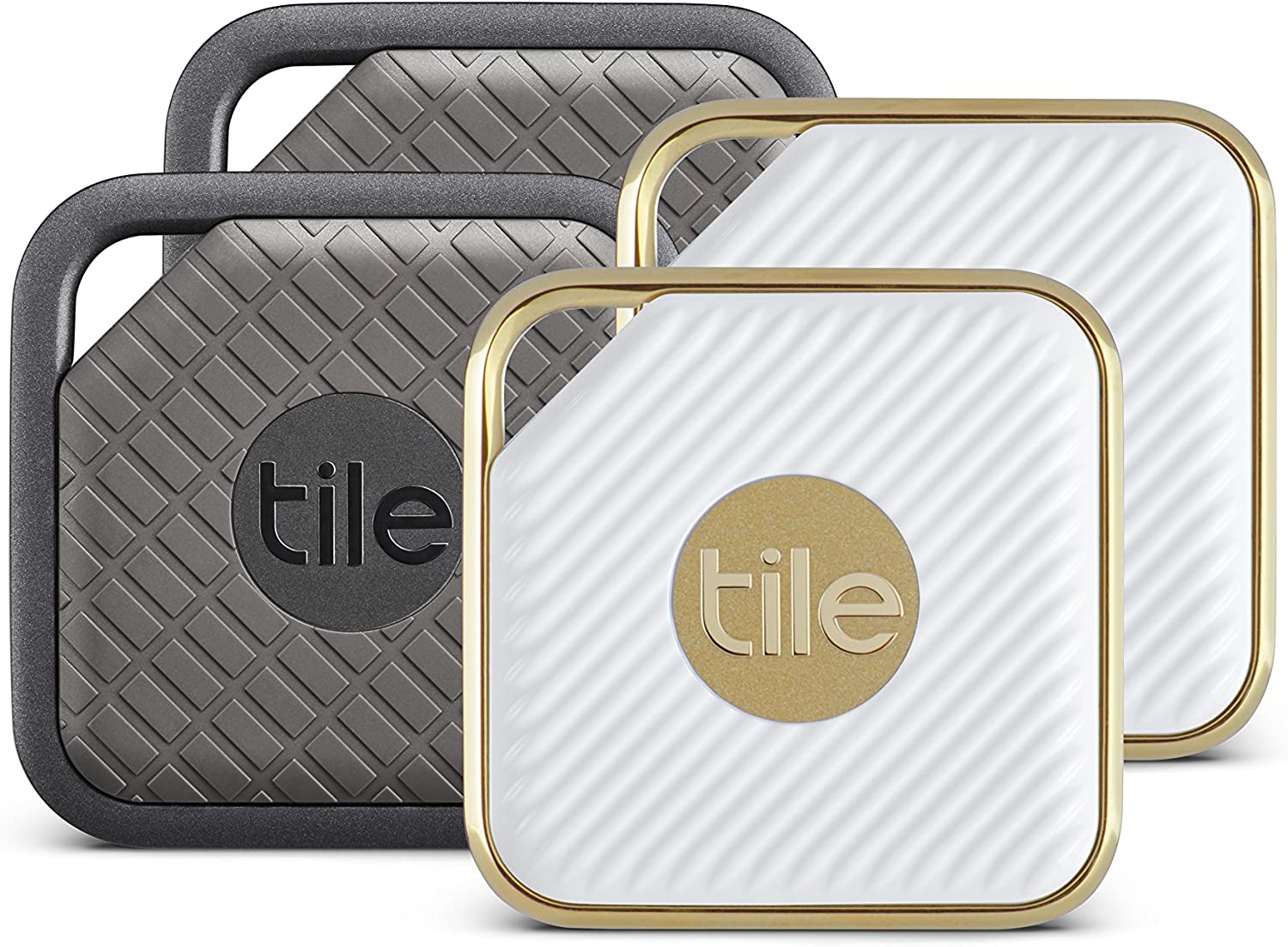 Tile Pro Combo (2017) - 4 Pack (2 x Sport, 2 x Style) - Discontinued by Manufacturer