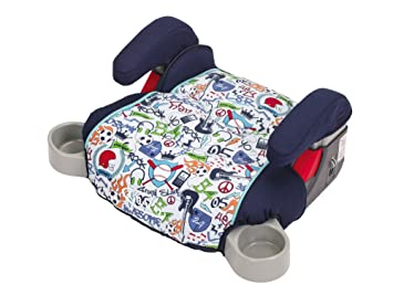 Graco Backless TurboBooster Car Seat Rock Jock Discontinued By Manufacturer