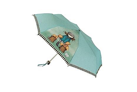 Copywritte 761125 Gorjus Santoro Paraguas Clásico, 31 cm, Estampado, Surtido
