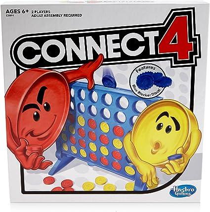 Hasbro - Juego Conecta 4.: Amazon.es: Juguetes y juegos