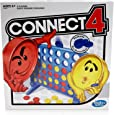 Connect 4 Strategy Board Game Amazon Exclusive For Ages 6 & Up(Amazon Exclusive)