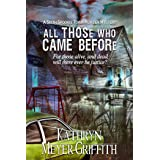 All Those Who Came Before: The Sixth Spookie Town Murder Mystery (Spookie Town Murder Mysteries Book 6)