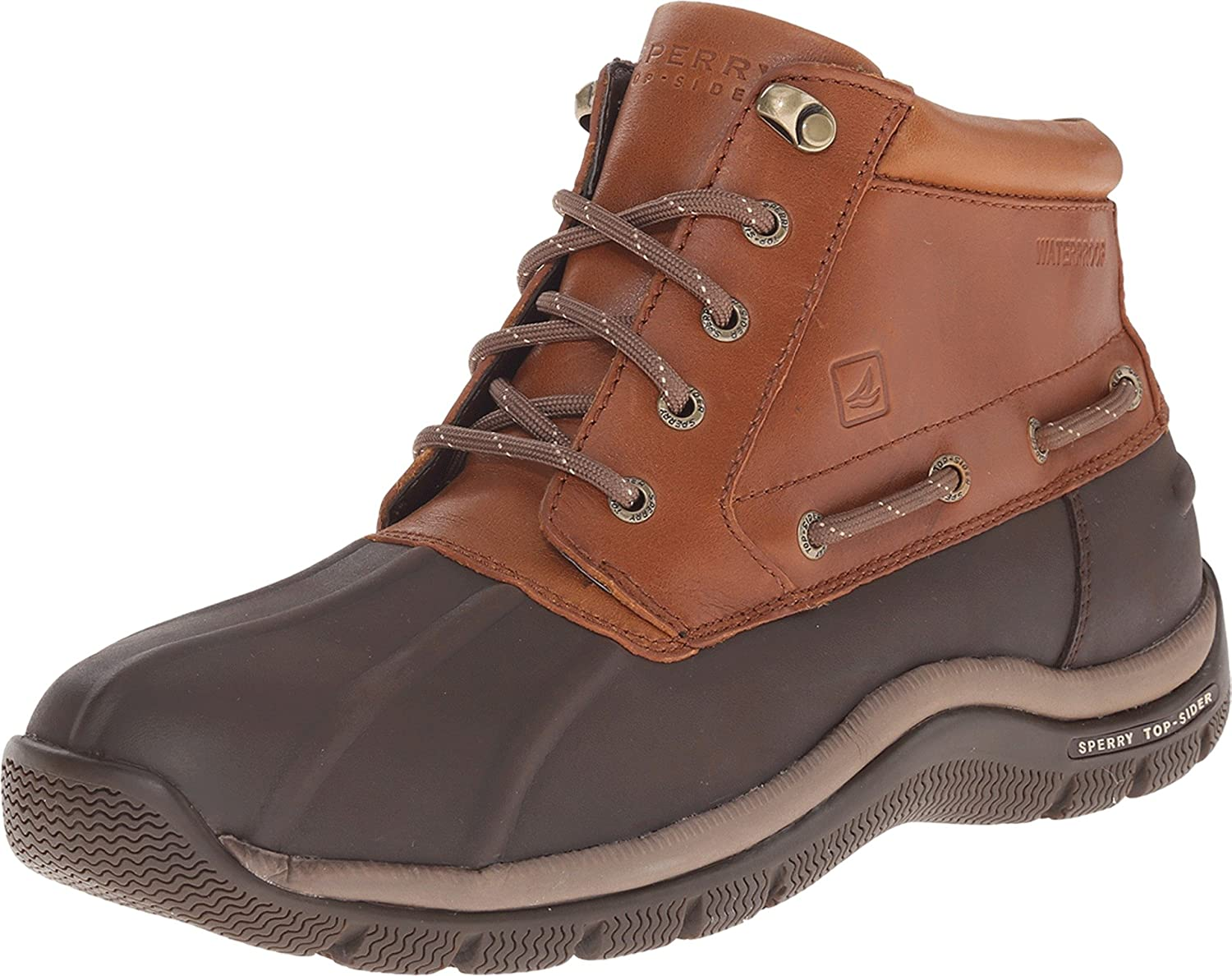 Sperry Top-Sider Mens Glacier Chukka Tan/Brown Boot 11.5 M (D)