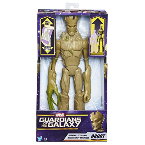 Groot Mini Figure Guardians Of The Galaxy Avengers Swamp Thing Marvel UK Seller