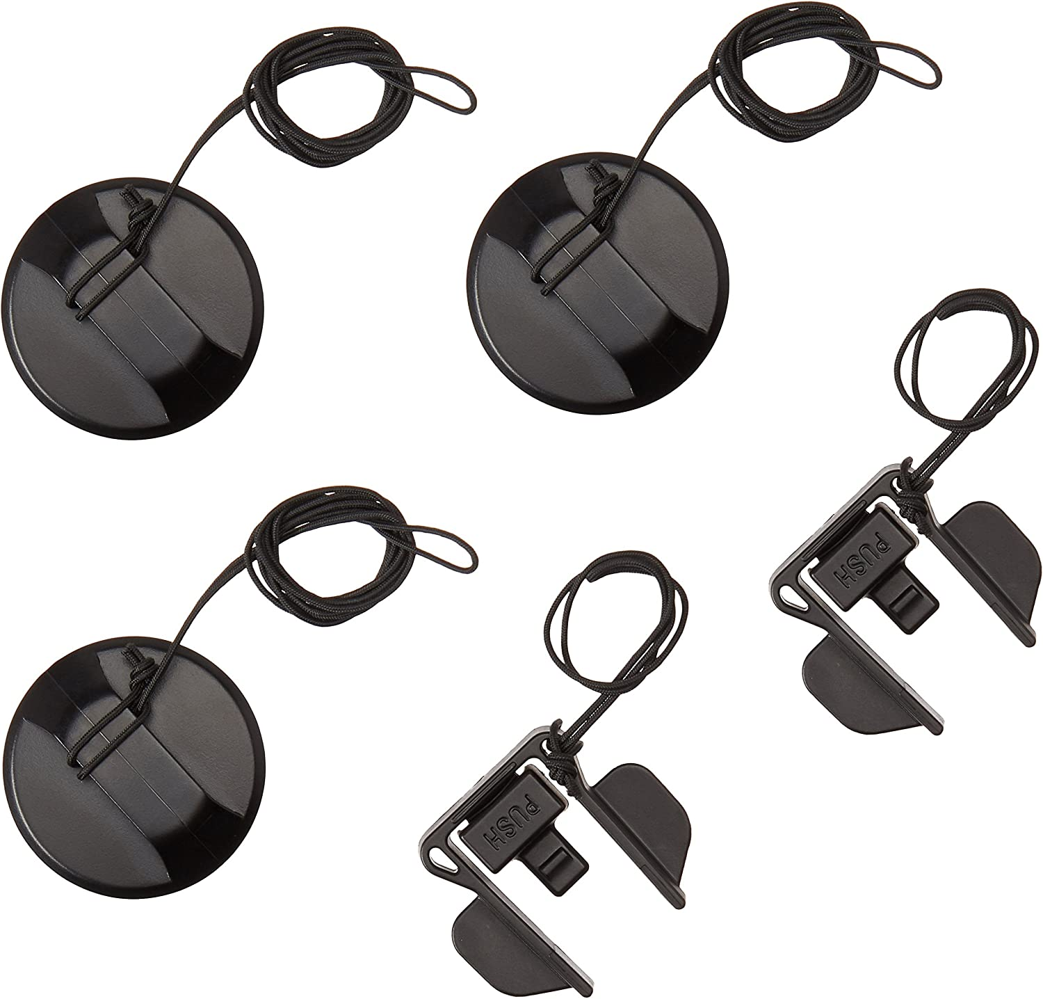 Black Sony AKALSP1 Camera Leash Pack