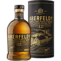 Aberfeldy 12 Years Old Highland Single Malt Whisky 70 cl