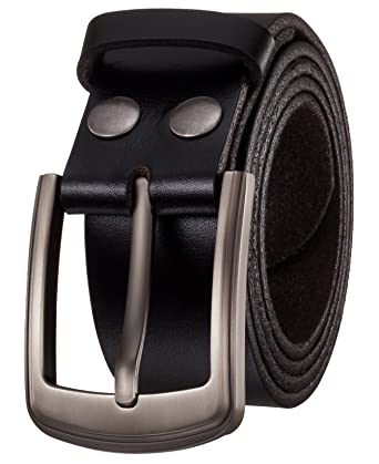 Men s Belt by Italy First Layer of Cow Leather-1.5