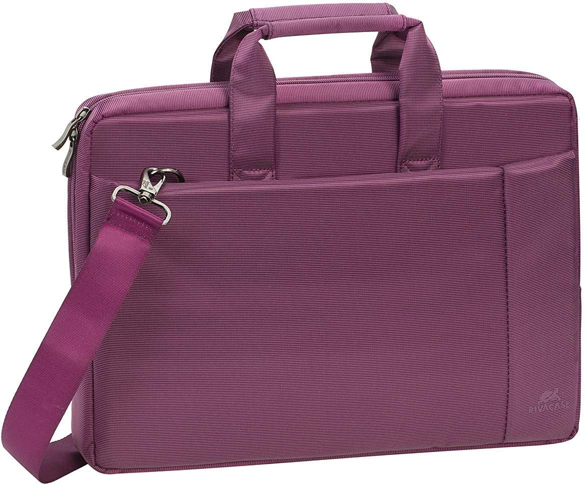 "RivaCase 8231 Bag for Laptops, Notebooks, Laptops up to 15.6"", Purple"
