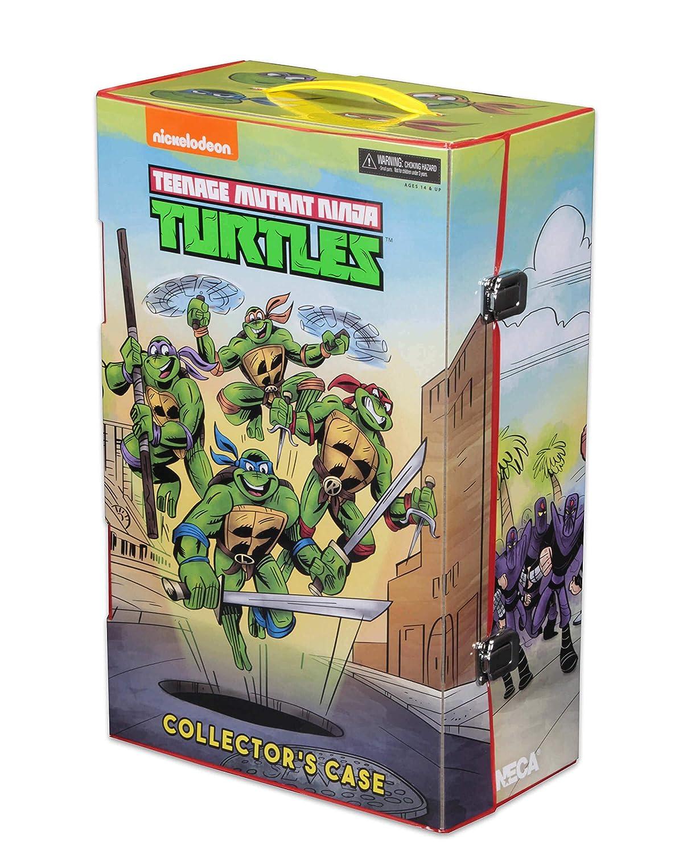Teenage Mutant Ninja Turtles los 4 Hierro en/coser parches ...